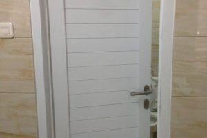 Cantiknya Pintu Aluminium Panel, Bikin Ruangan Menjadi Mewah