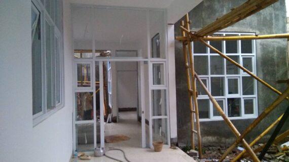 harga pintu aluminium per unit